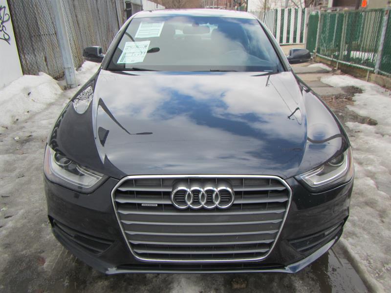 Audi A4 2014 FINANCEMENT MAISON $49 SEMAINE #2297  *CERTIFIÉ*