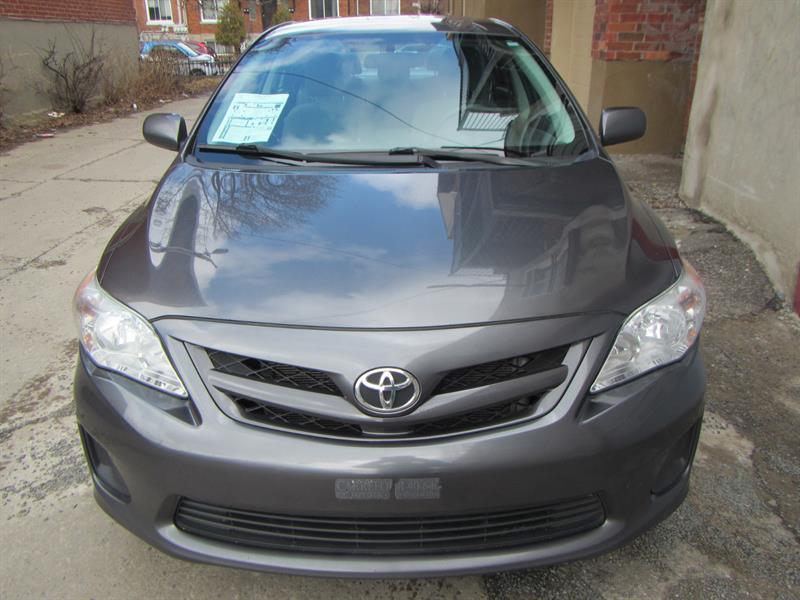Toyota Corolla 2013 FINANCEMENT MAISON $39 SEMAINE #SH2315  *CERTIFIÉ*