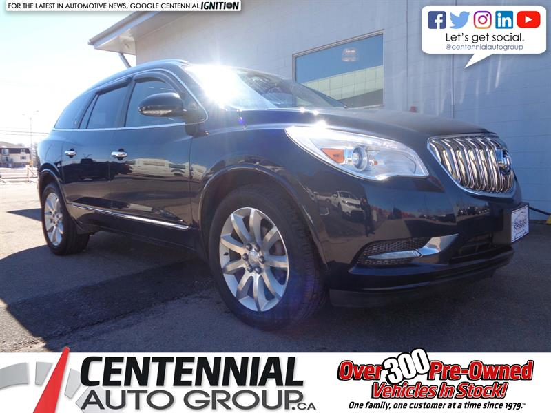 2015 Buick Enclave Premium AWD | Leather | Moonroof | Bluetooth #P19-021