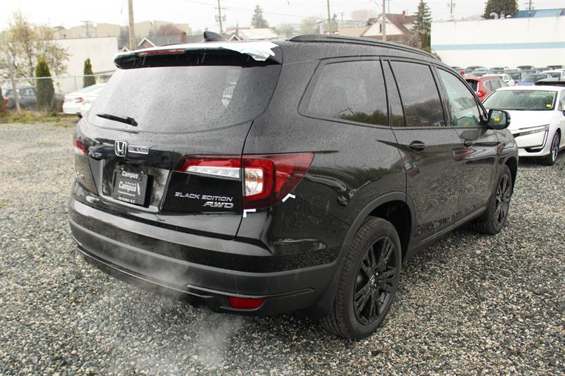 2019 honda pilot black edition for sale