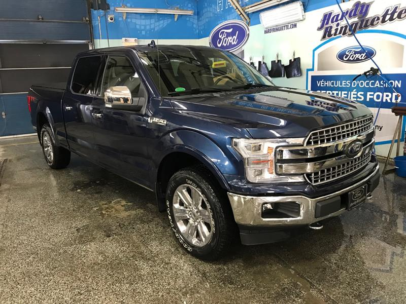 Ford F-150 2018 Lariat 4WD SuperCrew Box #31733A