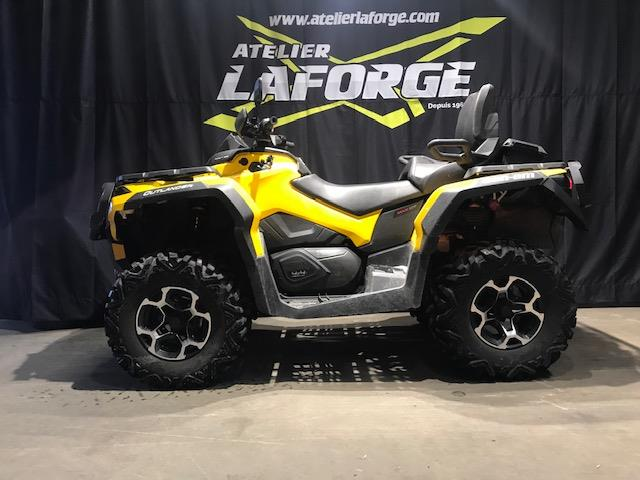 Can-am Outlander Max xt 1000R 2013