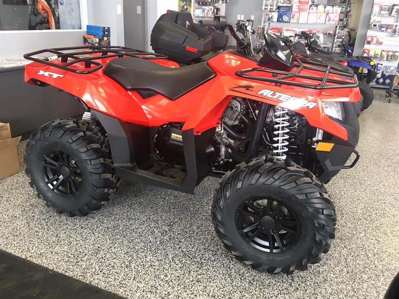 2019 Arctic Cat ALTERRA 570XT