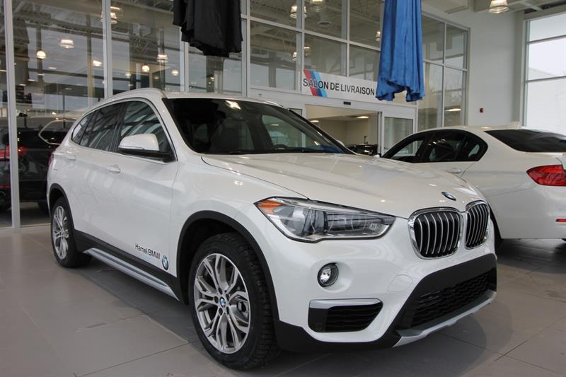 BMW X1 2019 xDrive28i #19-203
