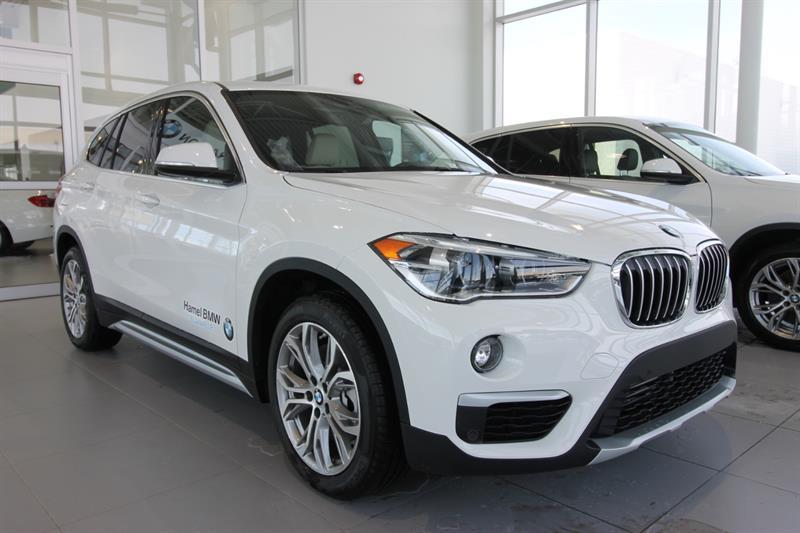 BMW X1 2019 xDrive28i #19-183