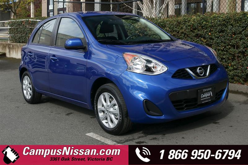 2019 Nissan Micra SV FWD w/ Style Package #9-A124