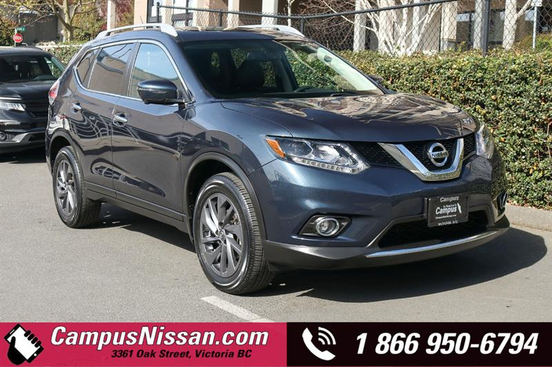 2016 Nissan Rogue | SL | AWD w/ Leather Interior #9-R134A