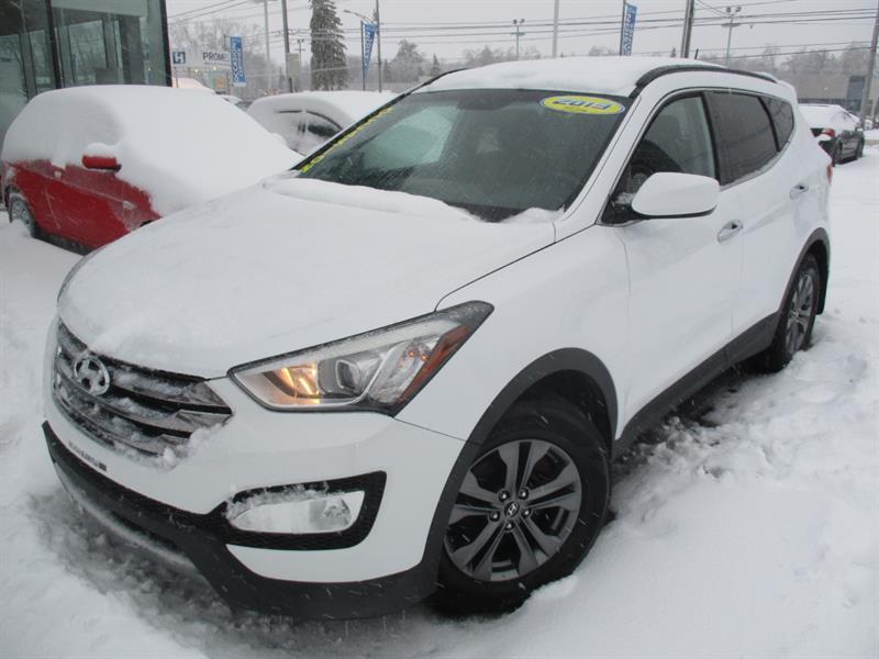 Hyundai Santa Fe 2013 PREMIUM 2.0 TURBO AWD FREINS NEUF AUX 4 ROUES+ #L-0126A