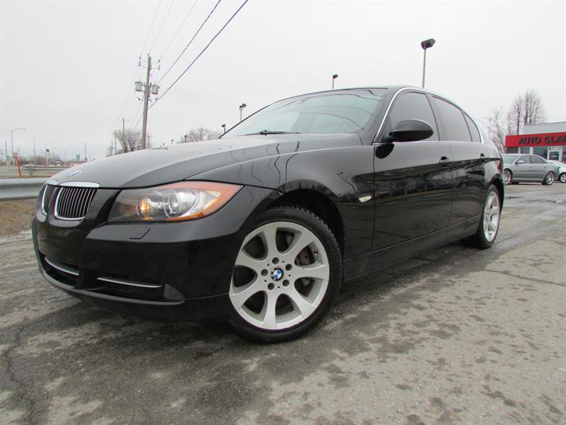 BMW 335XI 2008 AWD TOIT OUVRANT MAGS!!! #4369