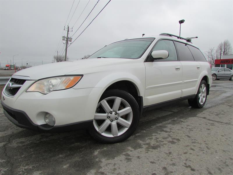 Subaru Outback 2009 2.5i Limited Pkg AWD TOIT OUVRANT MAGS!! #4314