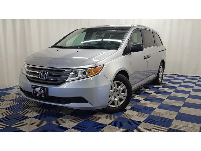 2011 Honda Odyssey LX/WOW LOW KMS!/CLEAN CAR PROFF! #11HO09532