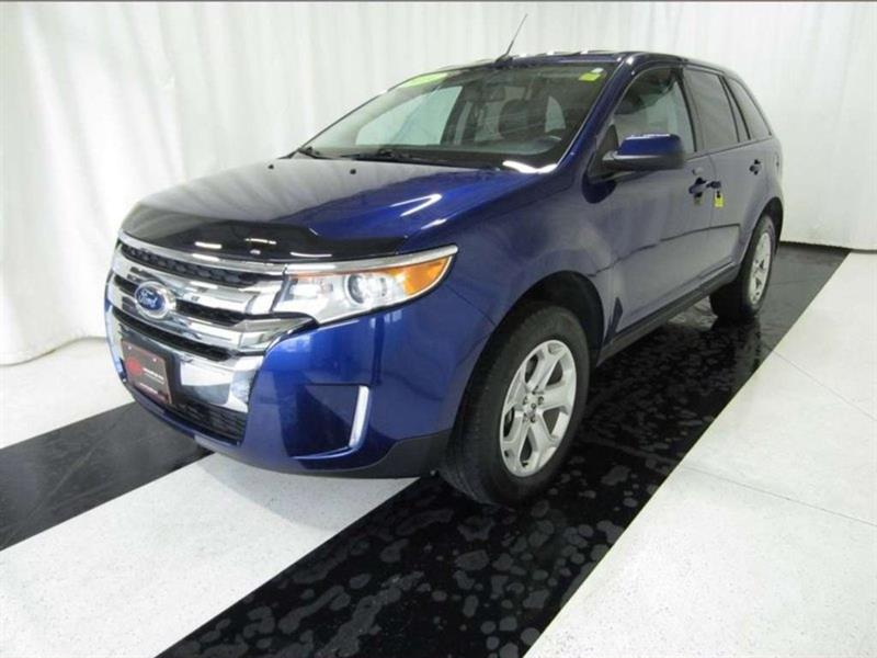 2014 Ford EDGE SEL *Leather/Bluetooth/AWD* #14FE51948