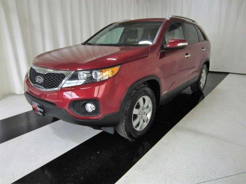 2012 Kia Sorento LX *Local Trade!* #19SR169A