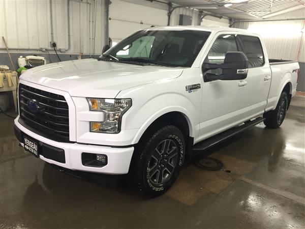 Ford F-150*SPORT*5.0L*302A*3.73* 2017 #001576