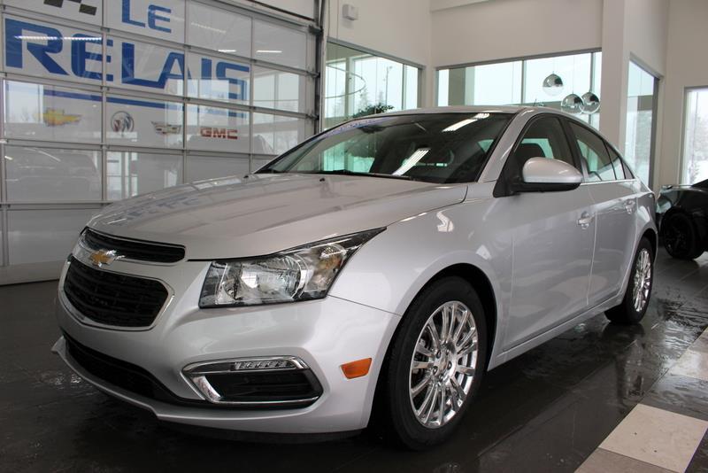 Chevrolet Cruze 2015 ECO #92129