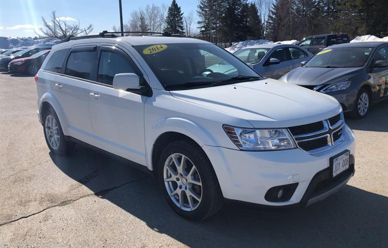 Dodge Journey 2014 FWD 4dr SXT+MAGS BLUETOOTH  #UD5213