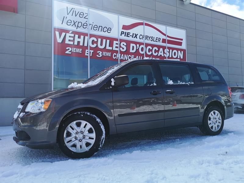 Dodge Grand Caravan 2017 4dr Wgn Canada Value Package #UD5189