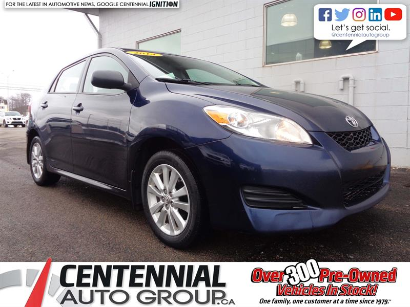 2014 Toyota Matrix FWD | A/C | Automaticl | Very Clean! #P18-083AA