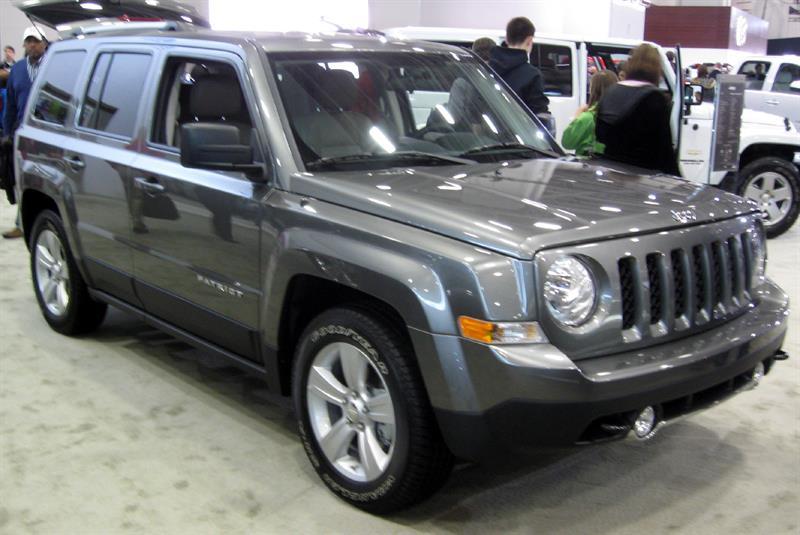 Jeep Patriot 2011 ***GARANTIE 1 AN INCLUSE*** #lane12