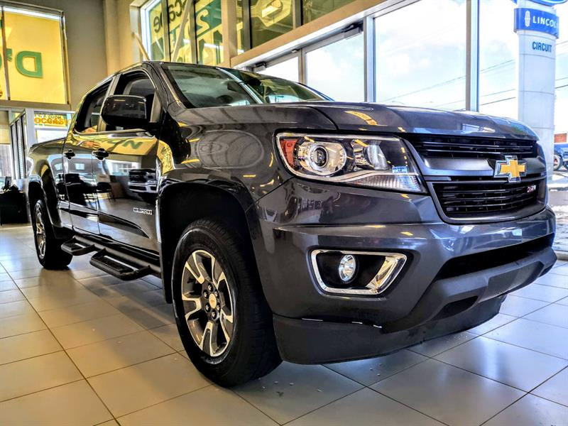 Chevrolet Colorado 2015 CrewCab ** Z71 ** 4X4 #90947a