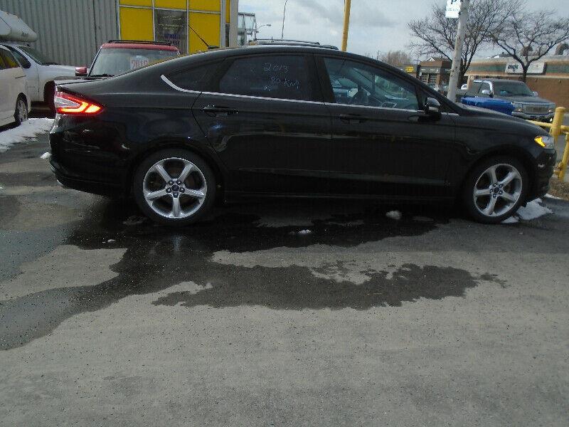 2013 Ford Fusion SE #7331