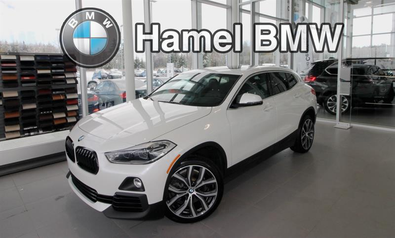 BMW X2 2018 xDrive28i Sports Activity Vehicle #U19-056