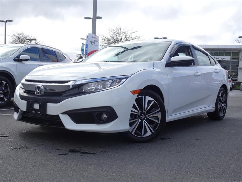 2016 Honda Civic Sedan EX-T CVT HS! Honda Certified Extended Warran #LH8656