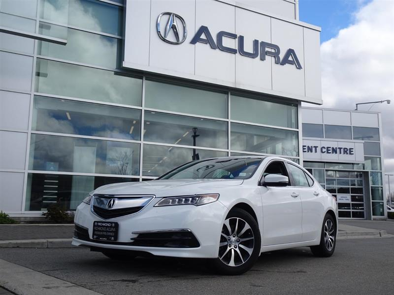 2017 Acura TLX Tech|Acura Certified|Local Car|No Accidents|Warran #957436A