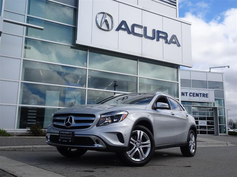 2016 Mercedes-Benz GLA 250 4MATIC|Local Car #P6178