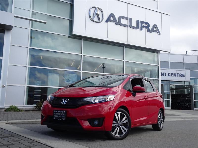 2015 Honda Fit EX CVT|Local Car|One Owner|Comprehensive Warranty  #P6181