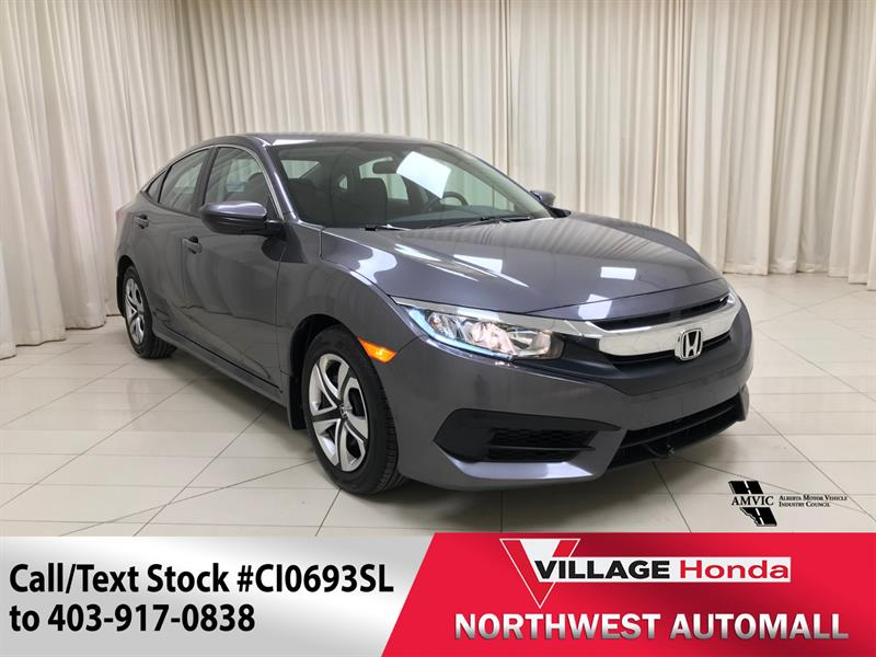 2018 Honda Civic Sedan LX #CI0693SL