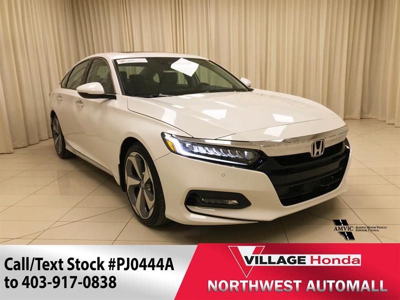 2018 Honda Accord Sedan Touring 2.0T #PJ0444A
