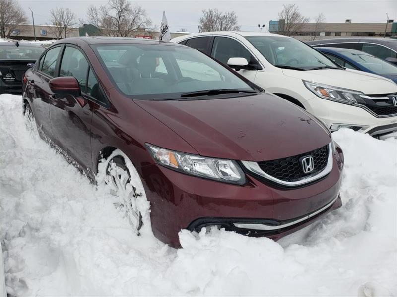 Honda Civic 2014 TOURING ***GARANTIE 10 ANS/200 000 KM*** #190231A