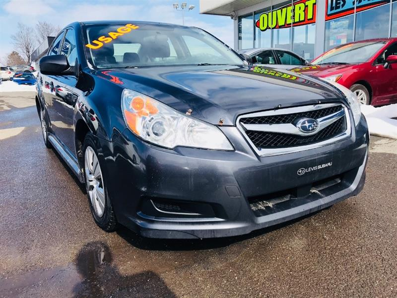 Subaru Legacy 2012 2.5i Convenience Package (CVT) #k0830a