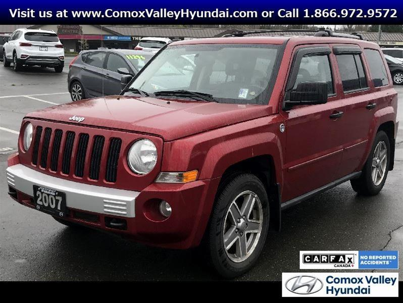 2007 Jeep Patriot Limited 4WD #PH1075
