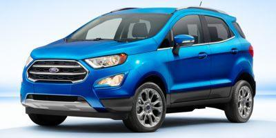 Ford EcoSport 2018 SES #81658T