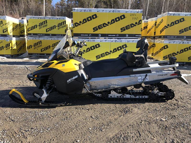 Skidoo Expedition LE 600 2014