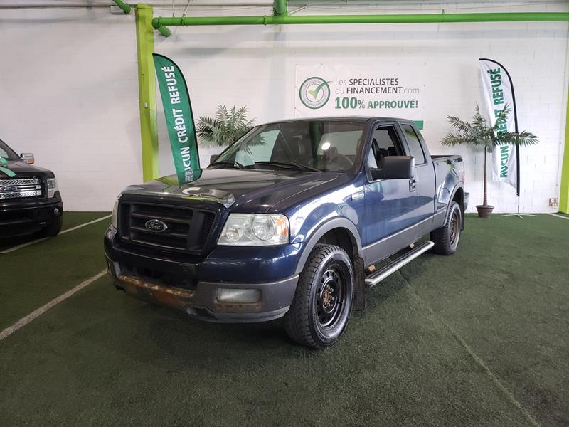 Ford F-150 2005 Supercab Flareside 145 4WD #2681-04