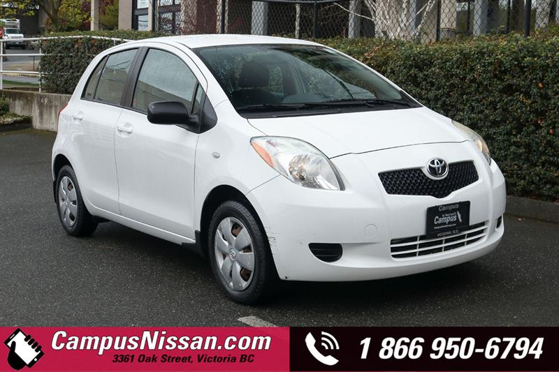 2007 Toyota Yaris | LE | FWD w/ Remote Entry #9-X144A