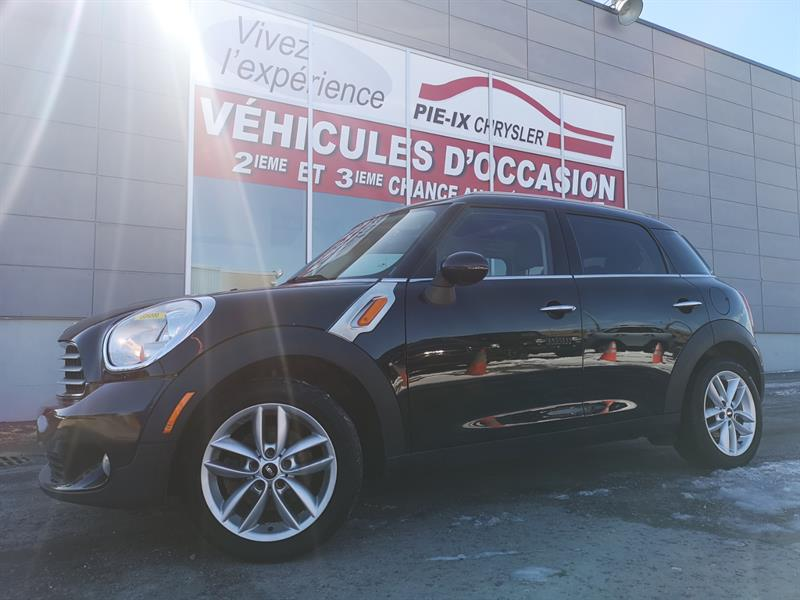2013 Mini Cooper Countryman cuir toit mags #UD5200