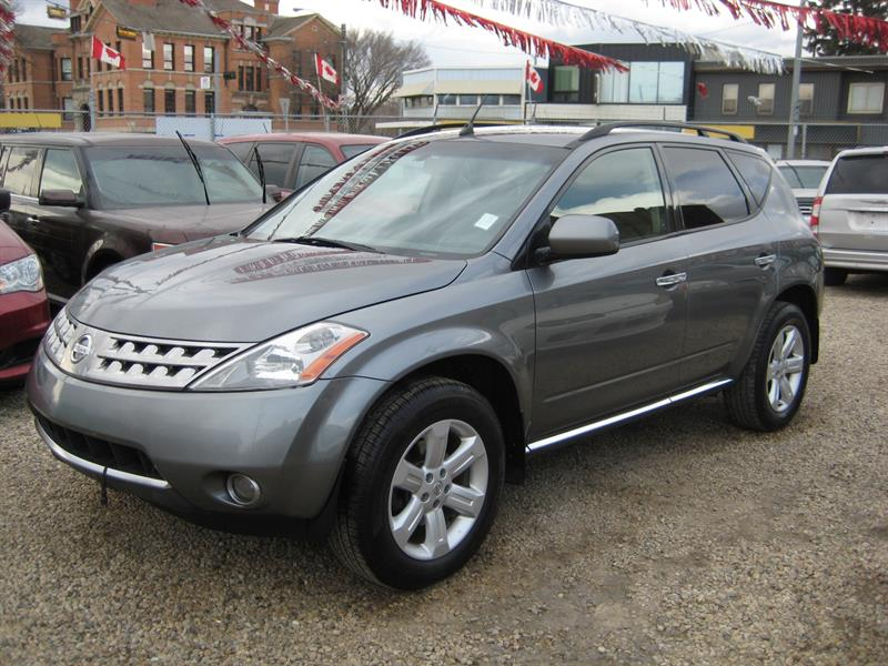 2006 Nissan Murano 4dr AWD Auto #530633