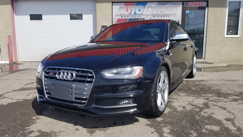 Audi S4 2015 TECHNIK QUATTRO NAV CAM #6398