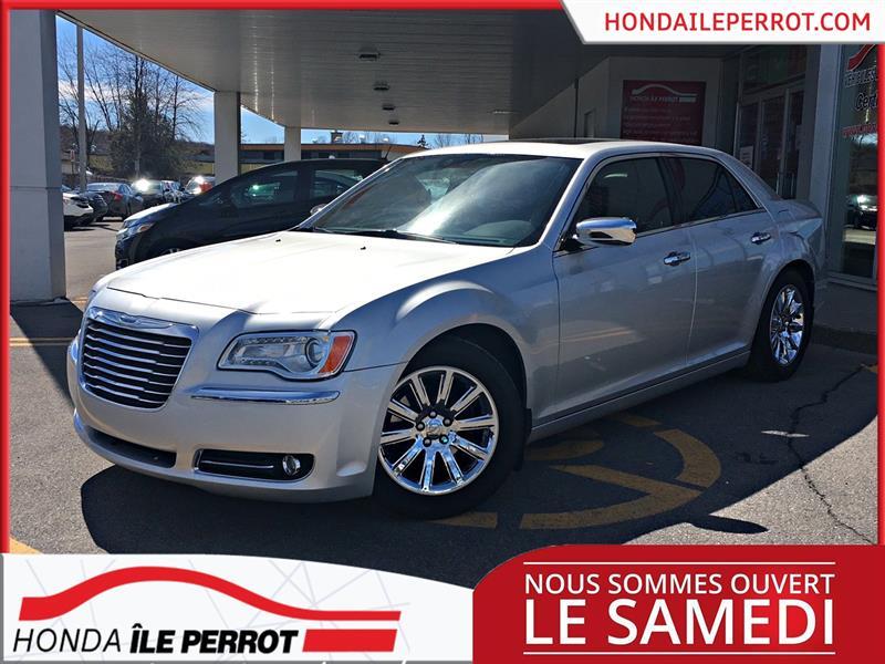 Chrysler 300 2012  V6 Limited RWD 1 SEUL PROPRIÉTAIRE #44839-1
