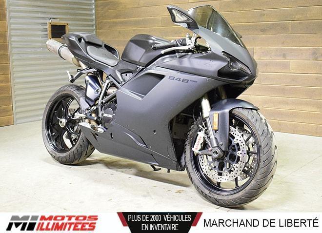 Ducati 848 2012