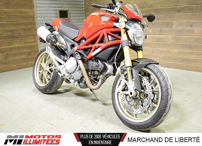Ducati Monster 1100 S 2009