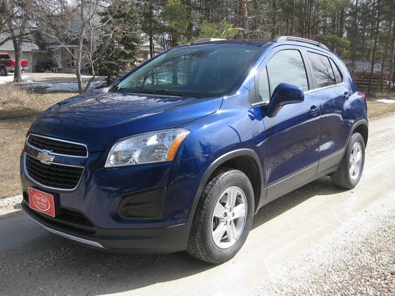 2014 Chevrolet Trax  AWD LT 1  Owner #P  7364
