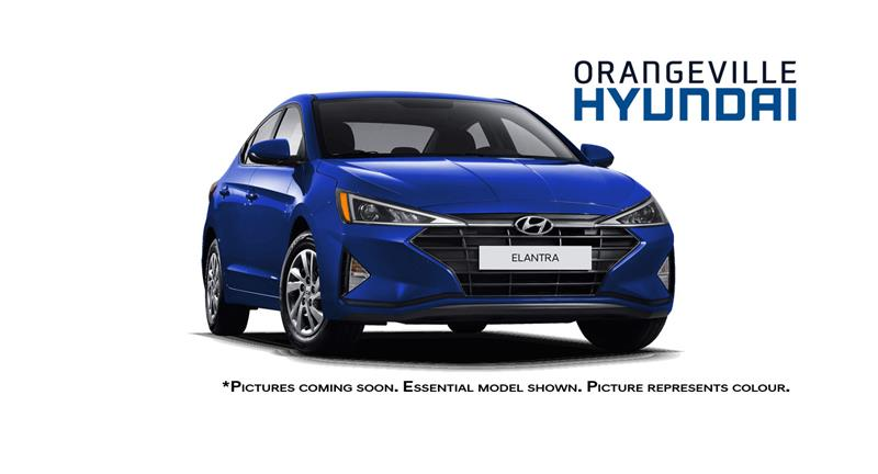 2019 Hyundai Elantra Preferred - Special Pricing! #D76481