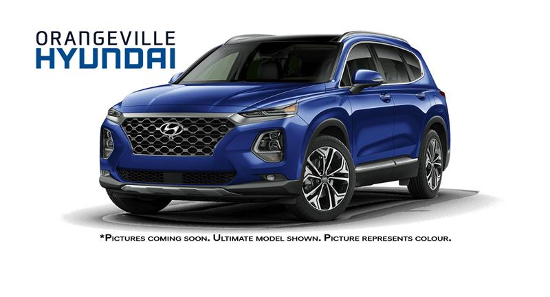 2019 Hyundai Santa Fe 2.0T Preferred AWD #95016