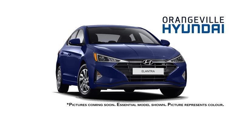 2019 Hyundai Elantra Preferred #D76893
