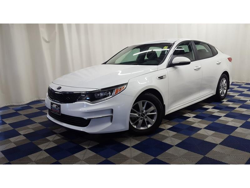2018 Kia Optima LX+/ALLOYS/HTD SEATS/BLUETOOTH #18KO43437